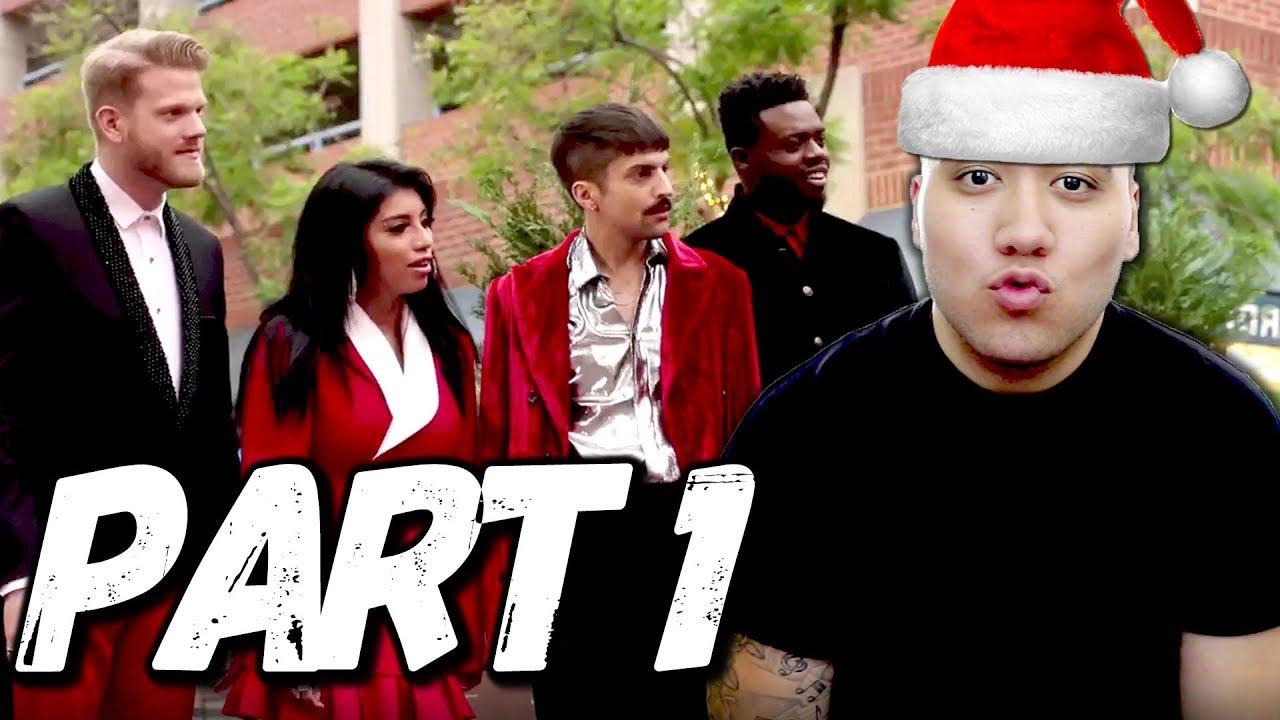 A Very Pentatonix Christmas.Part 1 A Very Pentatonix Christmas 2017 Reaction