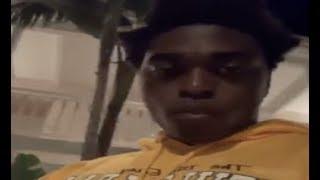 Kodak Black Speaks On Nipsey Hussle Passing Away