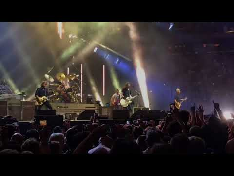 Foo Fighters - Everlong @ Madison Square Garden 7-16-2018
