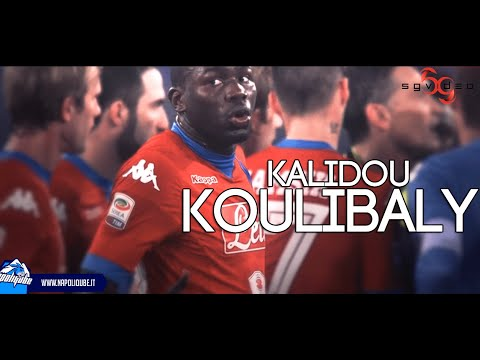 Kalidou Koulibaly K2 - Insane Power | SAY NO TO RACISM - SSC Napoli 2015/16 HD