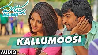 Download Hindi Video Songs - Majnu Telugu Movie Songs | Kallumoosi Full Song | Nani | Anu Immanuel | Gopi Sunder