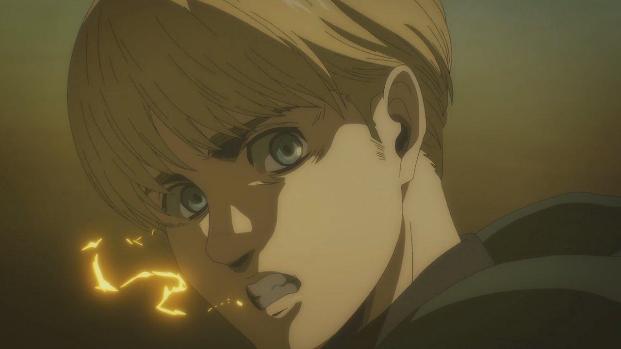 Download Armin Transforms into Colossal Titan but it's YOUSEEBIGGIRL/T:T OST  Attack On Titan Season 4  