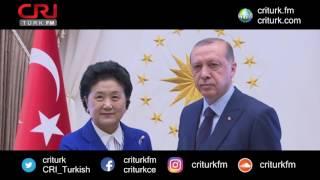 CRI TÜRK Haber Turu - 19 Nisan 2017