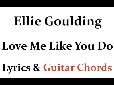 Love Song Ellie Goulding Chords Free MP3 Download – Search, Download ...