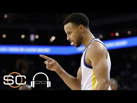 Steph Curry drops 29 points on Suns in Warriors' win 123-103 | NBA Highlights | SC with SVP