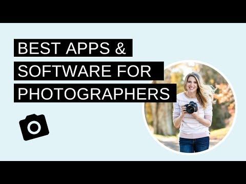 Photography Business Tools | Top 10 of My Favorite Apps & Software
