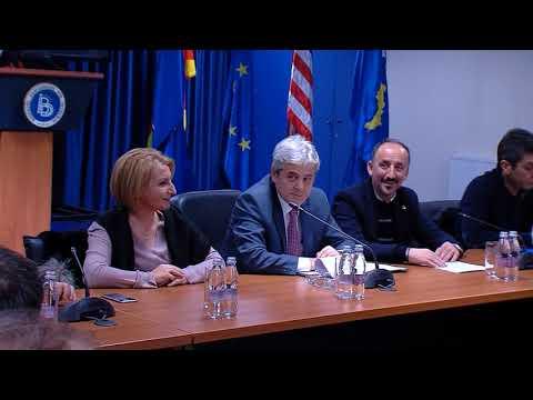 ДУИ ќе гласа за нов министер за здравство од Алијансата за Албанците
