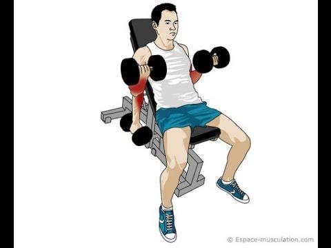 how to keep biceps pumped