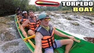 ROCKY RAFTING, This was CRAZY // SAMAR Philippines