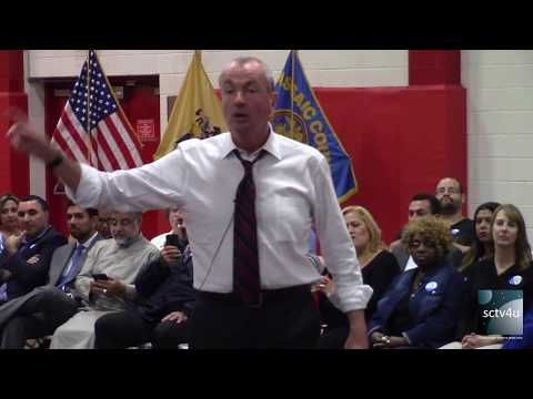 Phil Murphy, Town Hall Meeting, Passaic County Community College