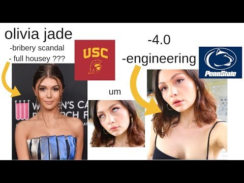 the problem with olivia jade (classism in education) thumbnail