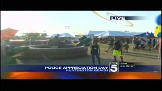 LAPPL and Local Philathropists Host Law Enforcement Appreciation Carnvial
