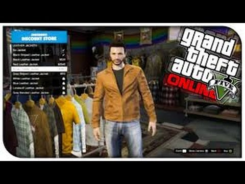 Gta 5 how to Save your OUTFIT