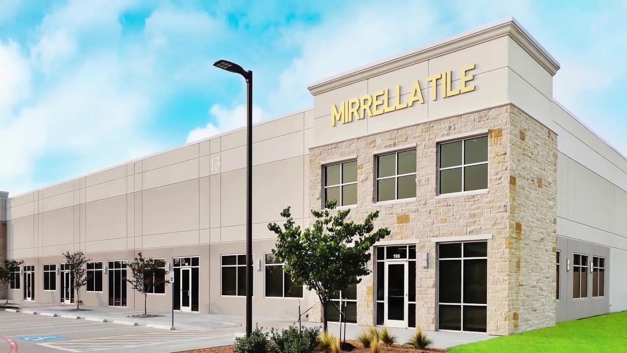 Mirrella Tile's Showroom in Dallas