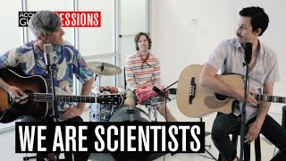 We Are Scientists: Acoustic Guitar Sessions