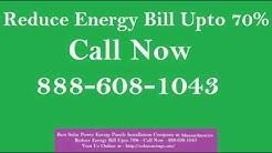 Best Solar Power (Energy Panels) Installation Company in Marshfield Massachusetts MA