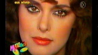Lucia Mendez * Televisa le da la bienvenida con un homenaje a su trayectoria como actriz