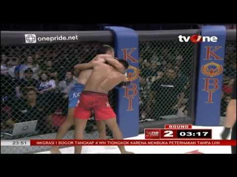 FIGHTER2 TERBAIK ONE PRIDE MMA INDONESIA YANG AKAN BERTARUNG DI OKTAGON Mp3