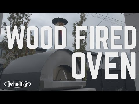 Wood Fired Pizza Oven Construction