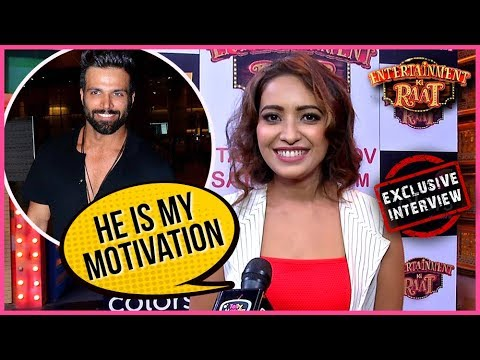 Rithvik Dhanjani MOTIVATED Asha Negi To Do Entertainment Ki Raat - EXCLUSIVE Interview | TellyMasala