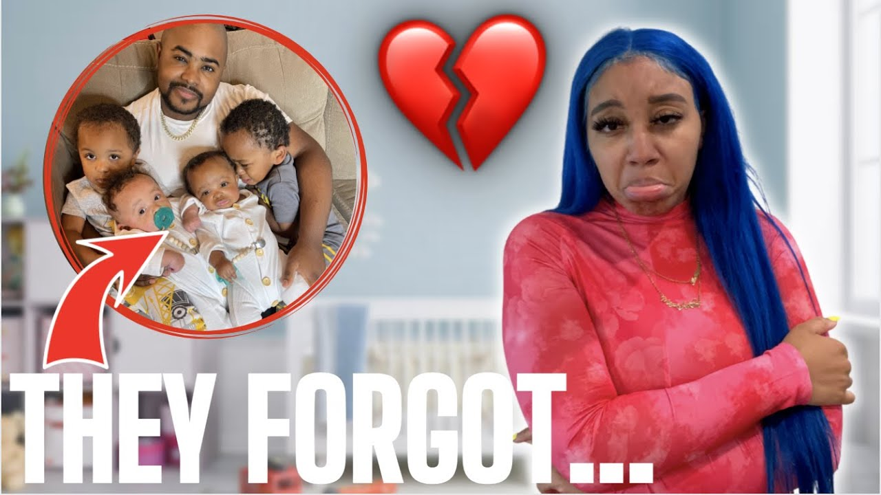 THEY FORGOT MOTHER'S DAY…on My Very First Mother's Day as a Mom of TWO SETS of Twins *Emotional* 💔