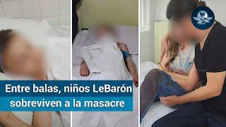 Familia LeBarón: El héroe que salvó a sus seis hermanos