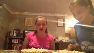 Popcorn challenge part 1 Thumbnail