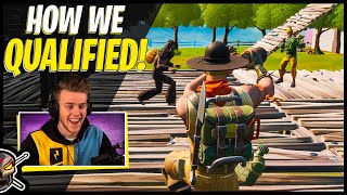 QUALIFYING In Lachlan's Fortnite Fashion World Cup! THEY LOVED IT! (Fortnite Battle Royale)