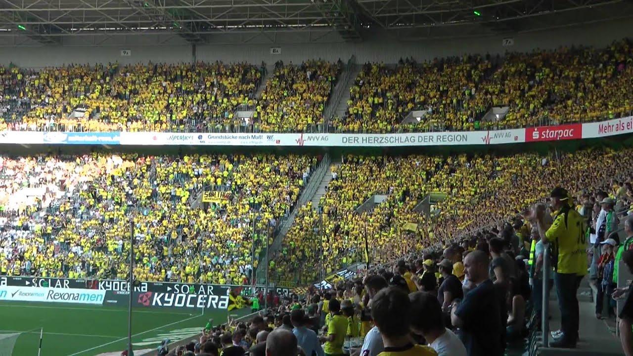 Spiel Borussia Mönchengladbach