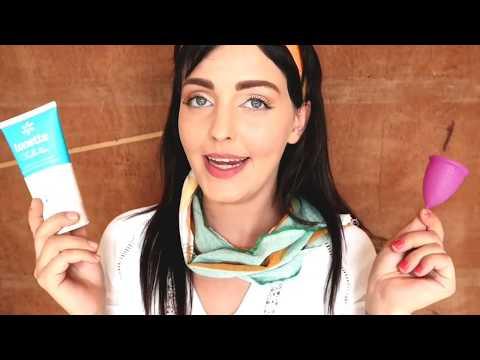 แอลเลน สาวฟินแลนด์พูดไทยปนอีสาน นำเสนอ Lunette Menstrual Cup Cleanser ได้แบบแซ่บๆเด้อจ้า