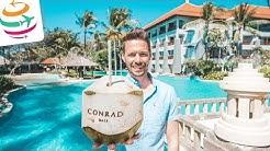 Das Conrad Bali - 5 Sterne Luxushotel direkt am Strand | YourTravel.TV