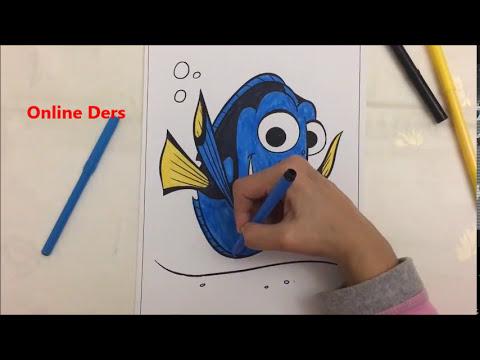 Kayıp Balık Nemo Boyama Youtube