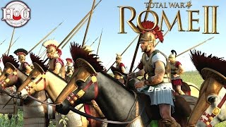 3v3 Battle - Total War Rome 2 Online Battle Video 388