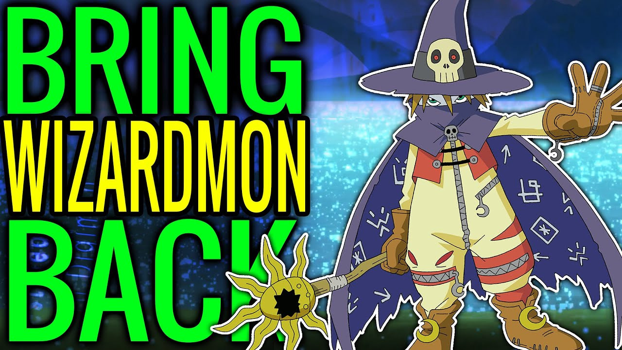 Wizardmon in Digimon Adventure 2020