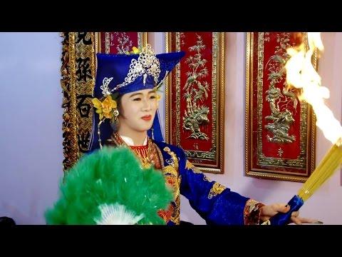 Đồng Thầy : Trần Vũ Tiến Hầu Giá Chầu Lục - Lễ Khánh Thành Phúc Nhân Điện