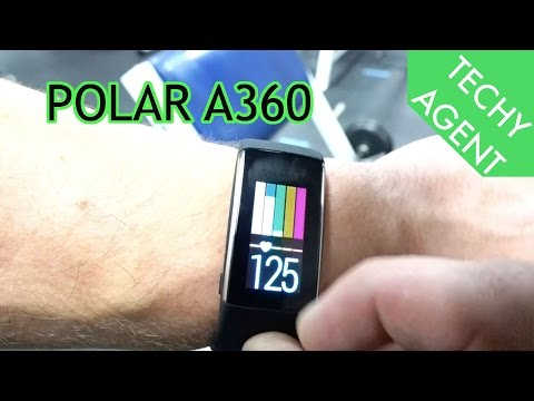 Polar A360 - Hands On REVIEW