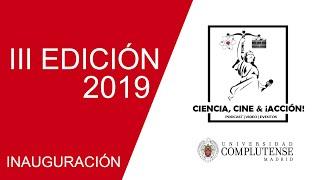 Presentación | Ciencia, cine y ¡acción! 2019