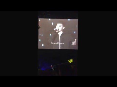BigBang VIP made tour in ShenZhen-GD talk
