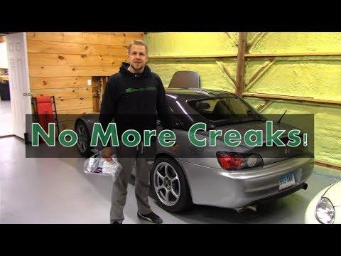 S2000 Hardtop Quieting - GQM Garage