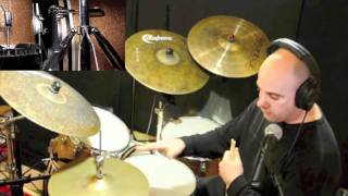 Drum Lessons Part 1 - By Kevin Fortunato (the Drummers Cookbook)