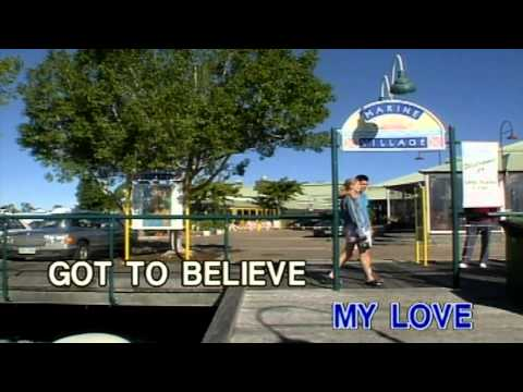 Got To Believe In Magic - David Pomeranz (♪Karaoke-Videoke) [HD]