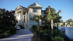 Wexford Home For Sale On Hilton Head Island With Five Bedrooms, Private Dock and Swimming Pool