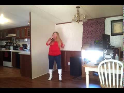 Daddy's Hands  Karaoke in the style of Holly Dunn// Sherry singing