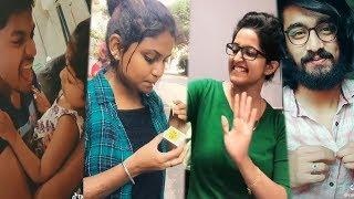 ദുഫായിലെ കിണറ്റിൽ water ഇല്ല 😇 പകരം പെട്രോളാ😂 Funny Malayalam dubsmash l Tiktok Musically