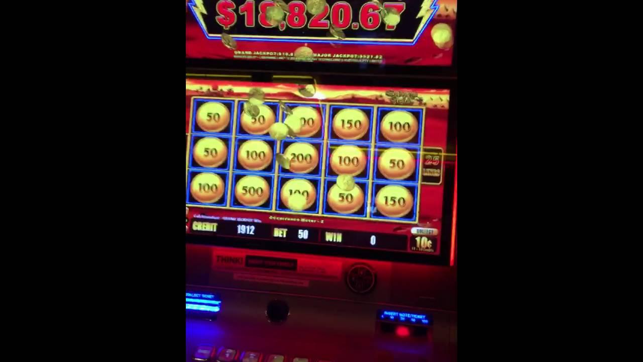 Big Poker Machine Wins