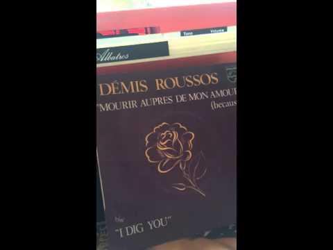 Démis Roussos - I dig you (1977)