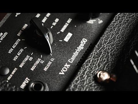 Vox Cambridge 50 l Parfait pour débuter ?