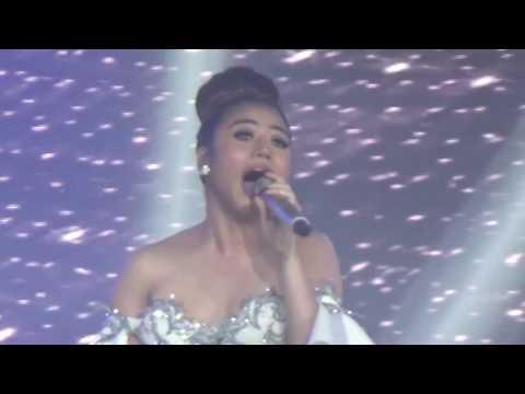Morissette Amon sings Shine By Regine Velasquez on Mega Event