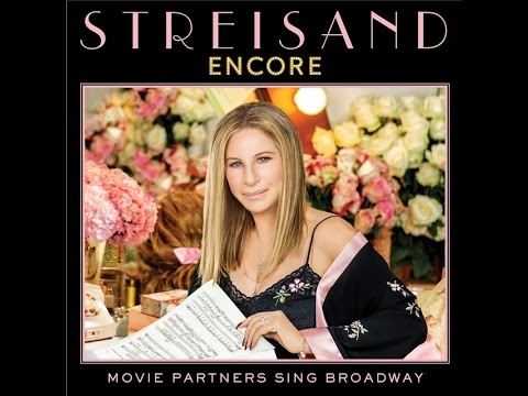 Barbra Streisand - Take Me To The World(feat. Antonio Banderas)