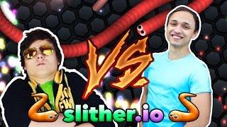 ������� VS ���� | Slither.io